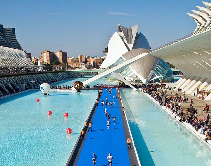 Viva Valencia y su Maratón !
