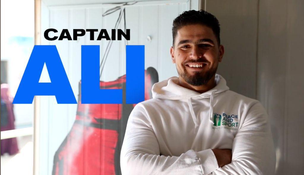 """""""Captain Ali"""", documentaire inédit ce vendredi après-midi sur Infosport+"""