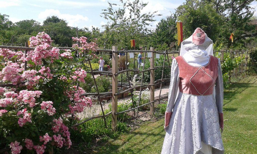 Le Jardin Médiéval de Cardaillac - Lot