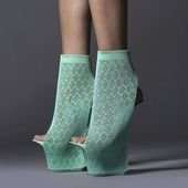 Reinventing Shoes with 3D Print and Architecture