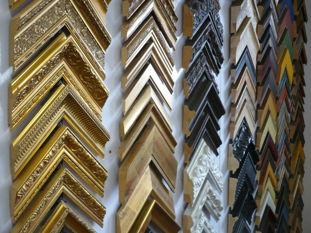 Découvrez un grand choix de formes et de couleurs de moulures