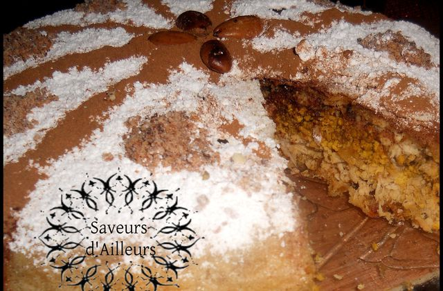 Pastilla au poulet et aux amandes : Recette traditionnelle