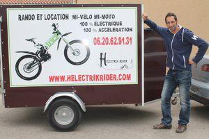Location Mini Velo et Moto.