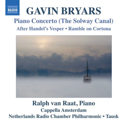 Gavin Bryars - Piano Concerto (The Solway Canal)...