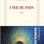 Sortie cette semaine de L'oeil du paon, le premier roman de Lilia Hassaine (Quotidien). - Leblogtvnews.com