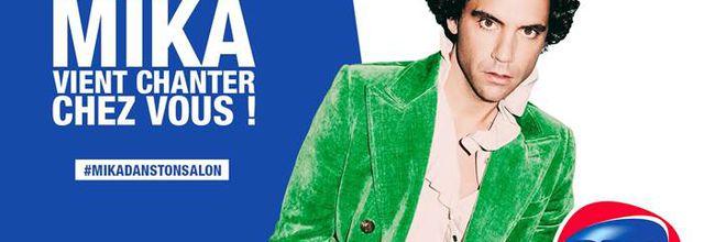 Un auditeur de RFM va accueilir le 24 janvier dans son salon un concert de Mika