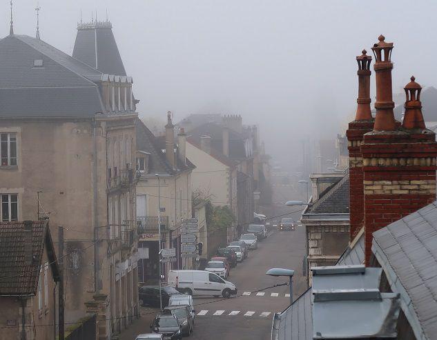 Brouillard cocon