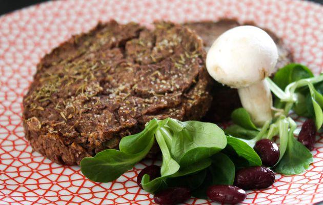 Steak végétal - Weight Watchers 1 sp