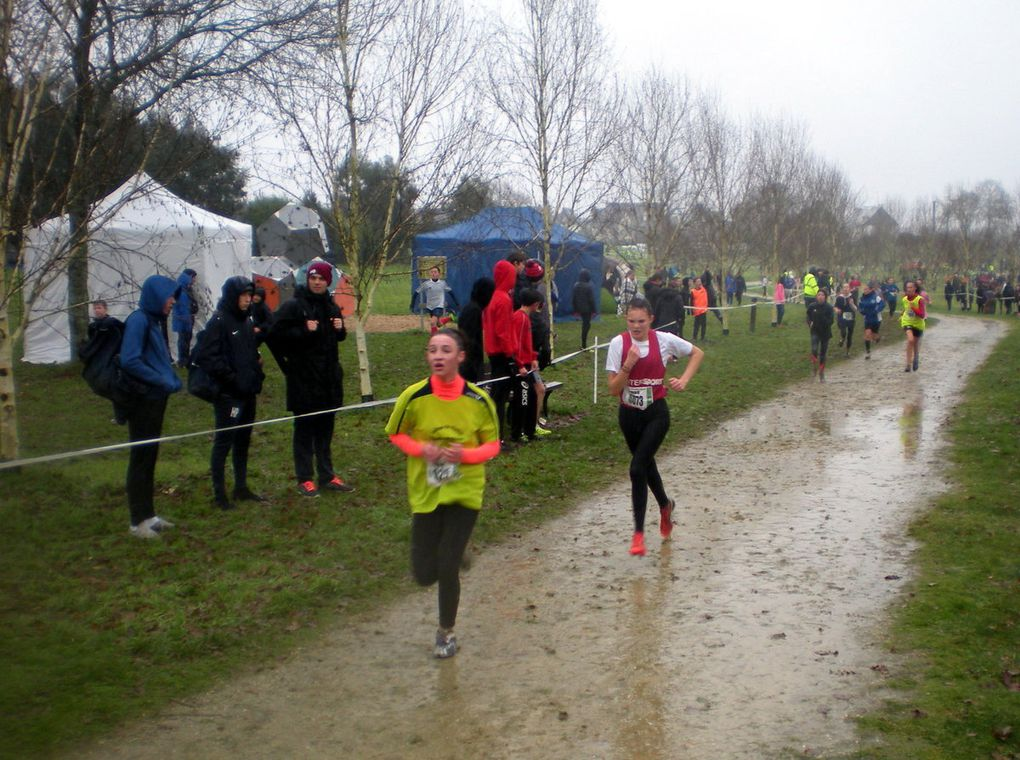 Cross académique à Plouay