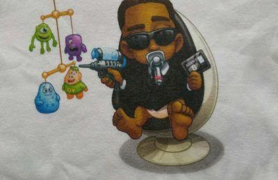 Tee-shirt Baby Geek et découverte des produits