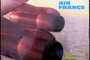 Escale party sur Air France