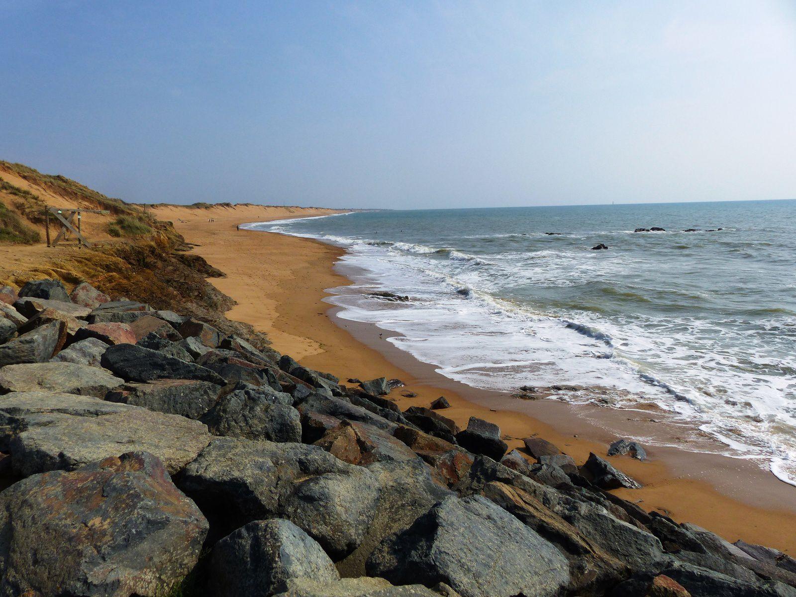 Promenade de mai à Olonne sur mer