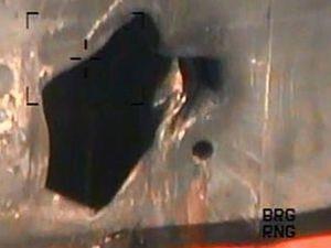 """Golfe d'Oman : Pourquoi les photos d'un aimant sur la coque d'un pétrolier ne sont pas un """" smoking gun"""" !"""