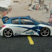 PEUGEOT 206 TUNING NOREV 3 INCHES - car-collector.net