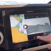 Innovation - Raymarine et Prestige font rentrer la réalité augmentée dans l'expérience de pilotage des yachts - ActuNautique.com