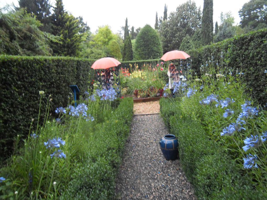 Jardins de Quercy, 7 juillet 2014