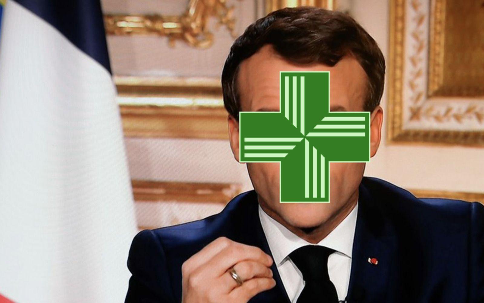 La politique n'est pas un acte médical