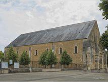 Eglise Sainte Jeanne d'Arc ou l'hôtel-Dieu de Coëffort - Le Mans