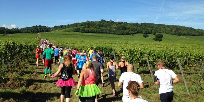 2021-10-17 - Dimache 17 octobre 2021 - Marathon des Grans Crus - Dijon