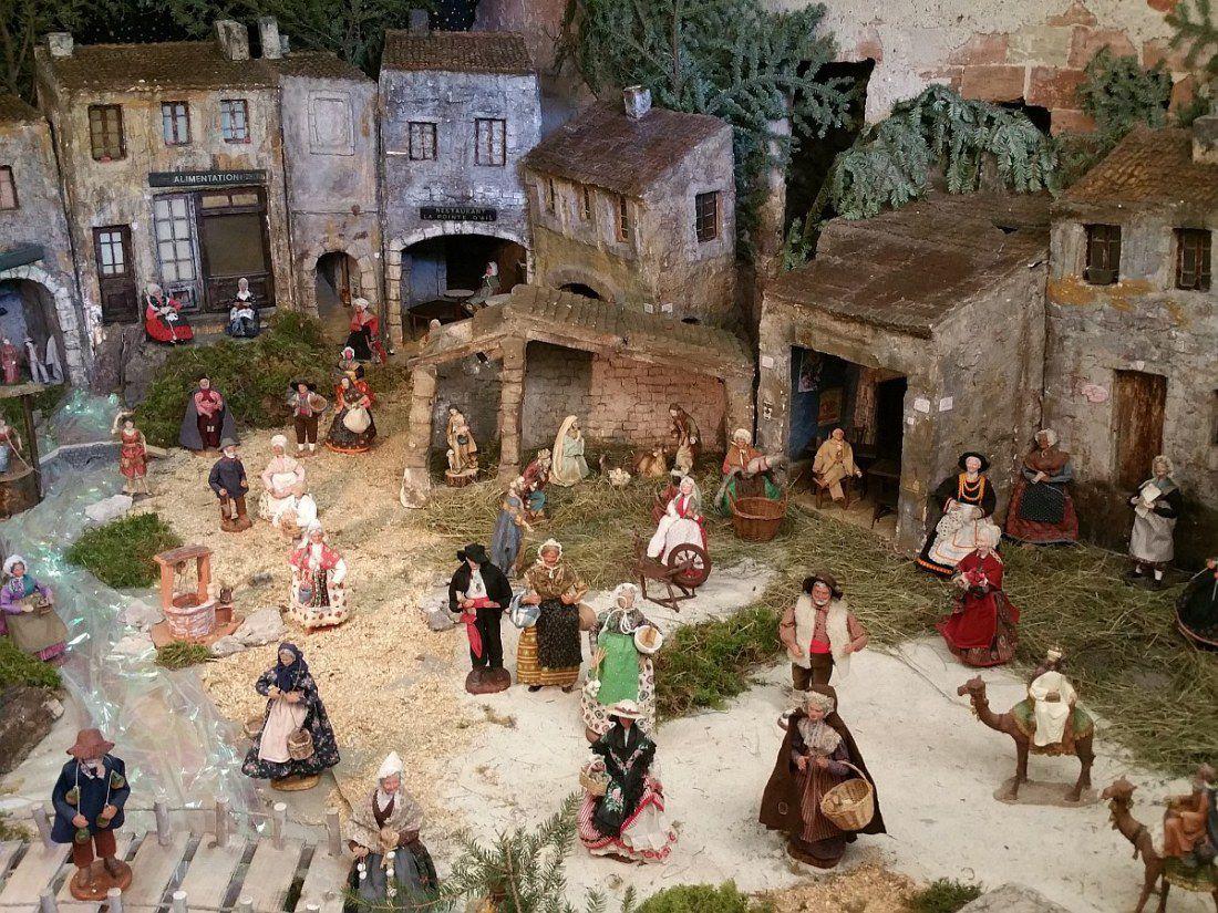 Village médiéval des Alpes Maritimes