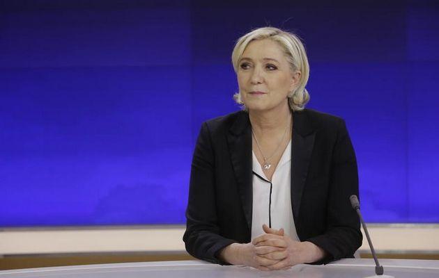 France 3 : Marine Le Pen invité de « Dimanche en politique » le 04 juin