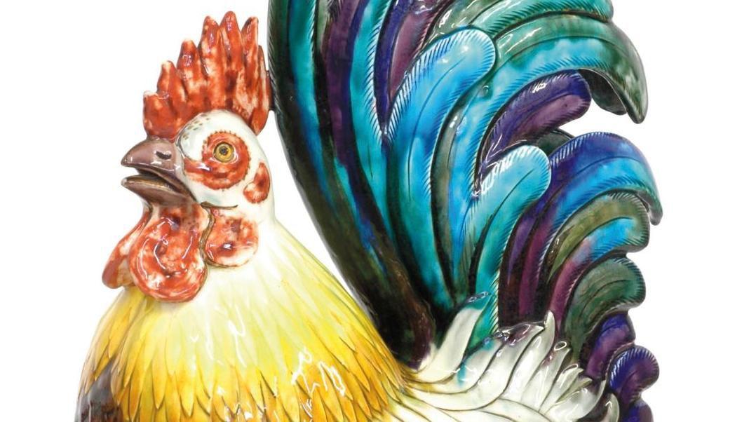 Théodore Deck : l'autre bleu  / CERAMISTE / ARTS