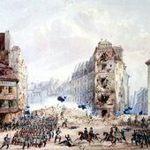 23 février 1848: la révolution du peuple oubliée et écrasée - Le blog de Roger Colombier