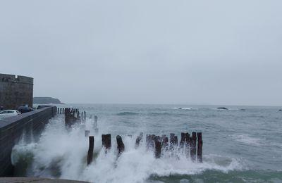 Les grandes marées de Janvier