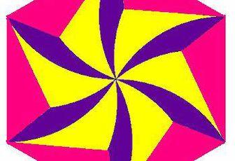 Des Maths Amusantes... Les dessins géométriques