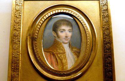 Louis Napoléon Bonaparte, roi de Hollande (Ivoire de Louis-François Aubry)
