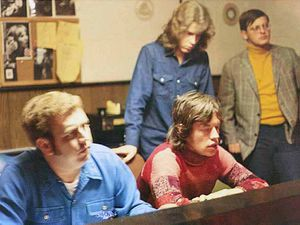 The Stones at Muscle Shoals Sound Studio