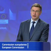LIVE EC online press conference by Executive Vice-President Valdis DOMBROVSKIS on the Commission's fight against money laundering and terrorist financing