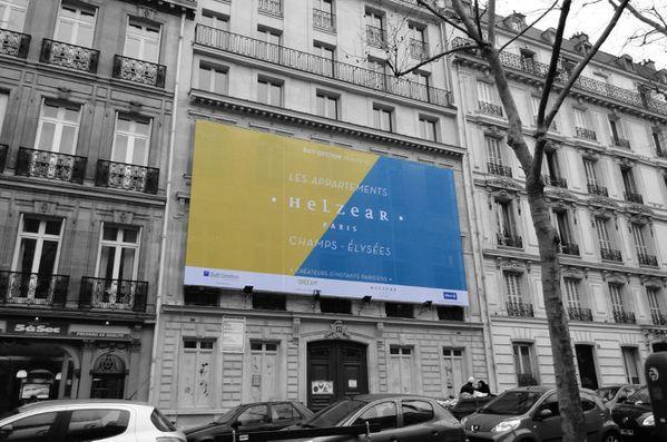 promotion immobilière rue marceau Paris