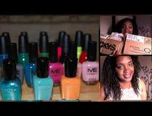 Smalti tendenze moda  estate 2013: colore