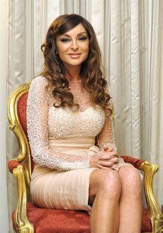 Mehriban Alieva