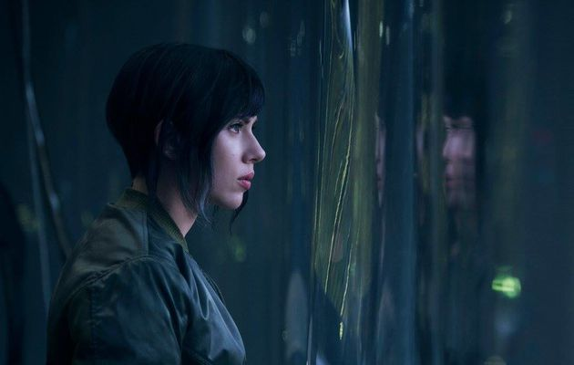 Ghost in the Shell, première image !