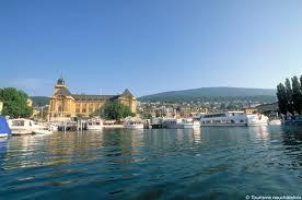 Le vignoble de Neuchâtel