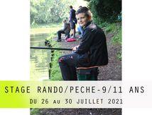 Stage Rando/Pêche-9/11 ans