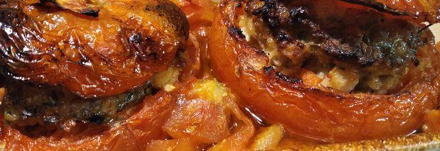 Tomates farcies maison-La meilleure recette