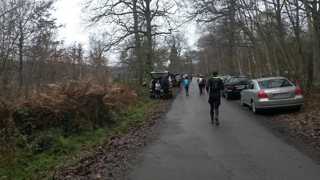 Trail l'Hivernale (photos)