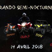 Rando moto, SSV et quad du Moto Quad d'Albret (47), à Mezin le 14 avril 2018 - RANDONNEE ENDURO DU SUD OUEST