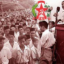 La renaissance du Parti communiste d'Indonésie