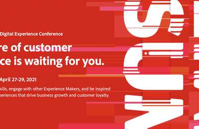 Marketing Event : Adobe Summit 2021