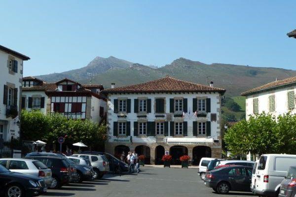 Pays Basque - Sare - Octobre 2011