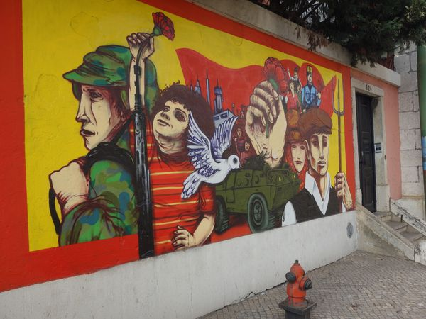 LISBONNE (Cascais, Belem, Sintra, Tuna estudiantina) 🇵🇹