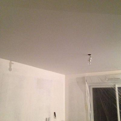 Peinture des plafonds