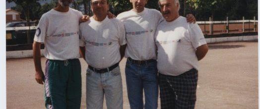 1998.09 Championnat de France Crédit Agricole MONT DE MARSAN