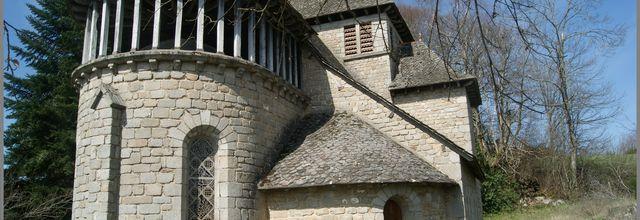 Rouziers dans le Cantal