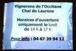 LAURENS (Hérault)