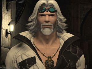 Cid n'est pas mal non plus. Il est même parfait dans cet épisode.